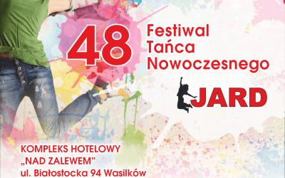48 Festiwal Tańca Nowoczesnego JARD