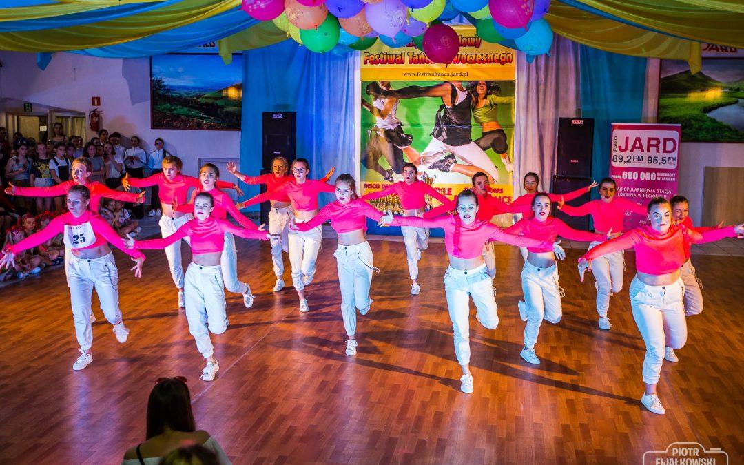 47 Międzynarodowy Festiwal Tańca Nowoczesnego w Wasilkowie